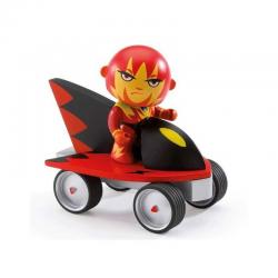 Arty Toys Firebird & ze jet...
