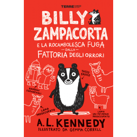 Billy Zampacorta e la...