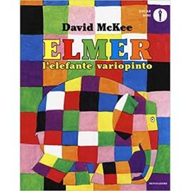 Elmer, l'elefante...