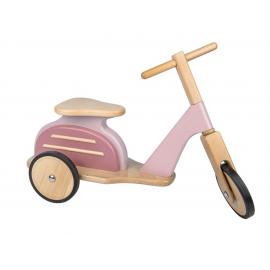 Portatore scooter rosa -...