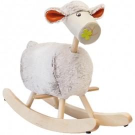 pecorella a dondolo in...