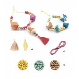 Perle e cubi - Djeco