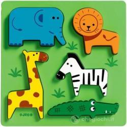 puzzle Incrocodible Djeco