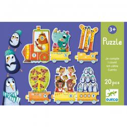 puzzle I count Djeco
