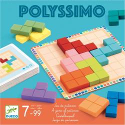 gioco società Polyssimo Djeco