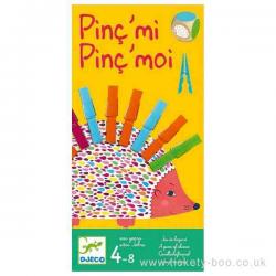 gioco società Pinc'mi Pinc moi Djeco