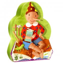 puzzle Pinocchio Djeco