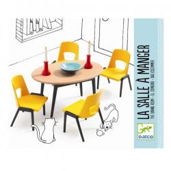 La sala da pranzo - Djeco
