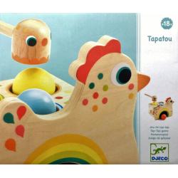 gioco con martello Tapatou...