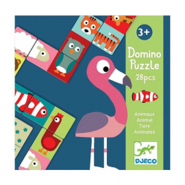 Domino puzzle 28 pz - Djeco