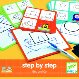 Geo and co - Step by step -...