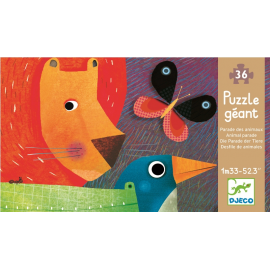 Puzzle - La parata degli...