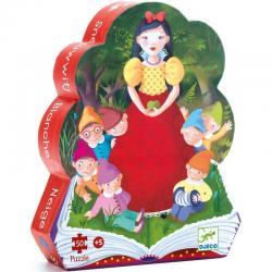 Puzzle - Biancaneve - Djeco