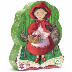 Puzzle - Cappuccetto rosso...