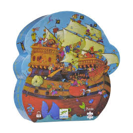Puzzle - La nave di...