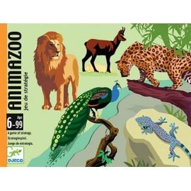 carte Animazoo - Djeco