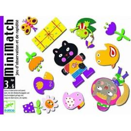 carte Minimatch - Djeco