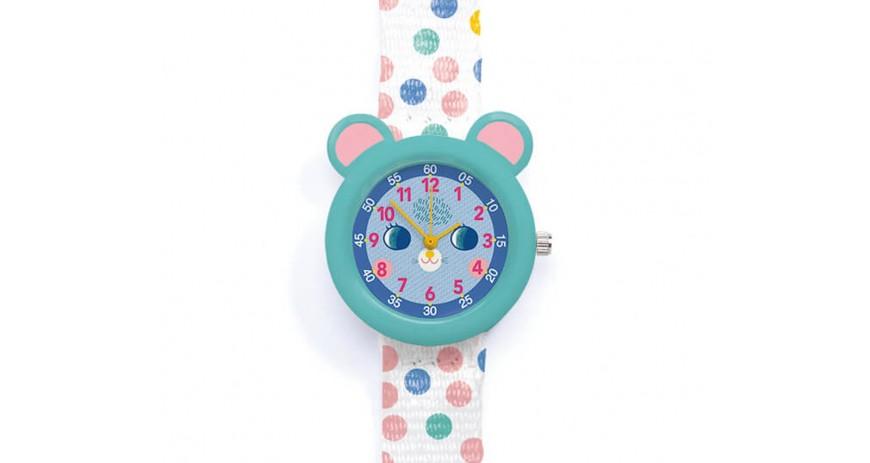 Gli orologi da polso di Djeco